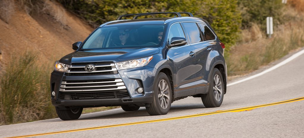 2017 Toyota Kluger Series II - price and features announced