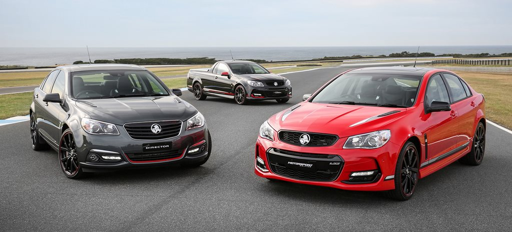 Holden Commodore special editions