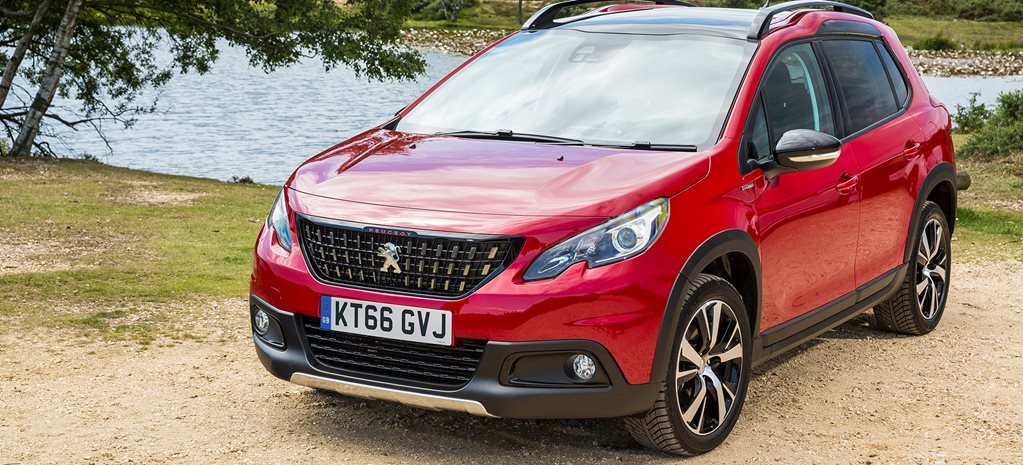 2017 peugeot 2008 suv revealed. Black Bedroom Furniture Sets. Home Design Ideas