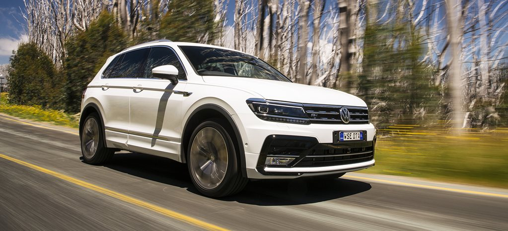 2017 Volkswagen Tiguan 162TSI Quick Review