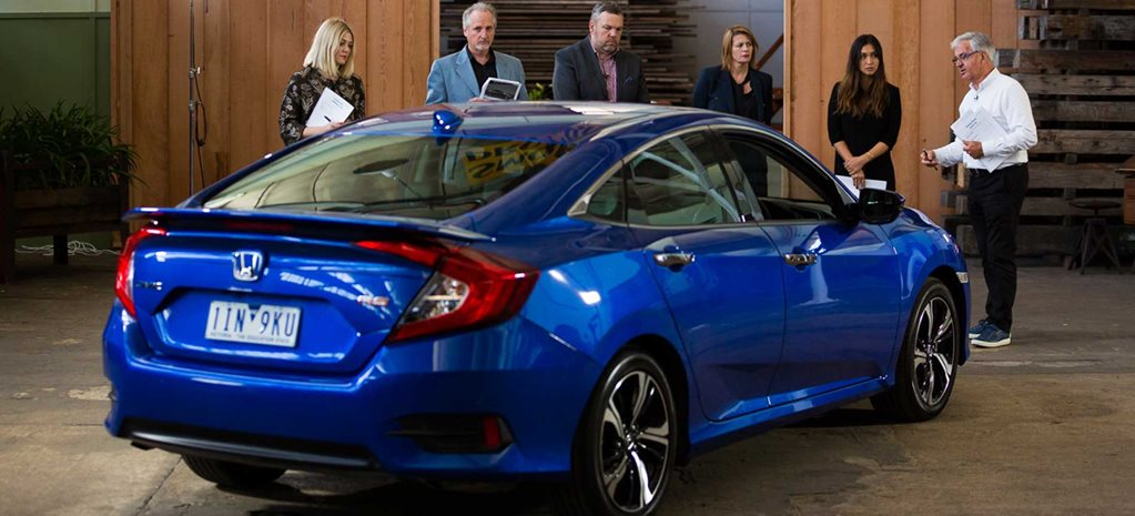 2017 WhichCar Style Awards: Top 4 style features of the Honda Civic