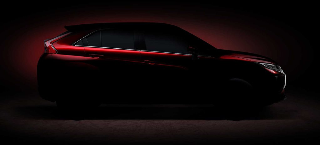 Mitsubishi reveal teaser of all-new crossover