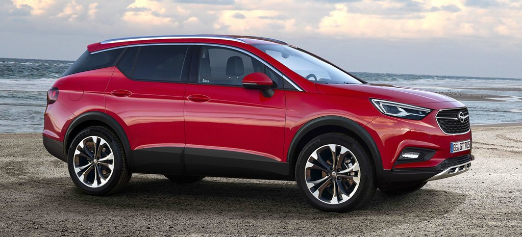 opel grandland x shapes up for holden. Black Bedroom Furniture Sets. Home Design Ideas