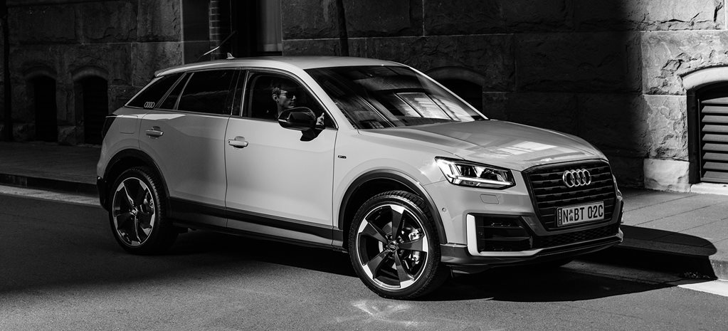 2017 audi q2 pricing revealed. Black Bedroom Furniture Sets. Home Design Ideas