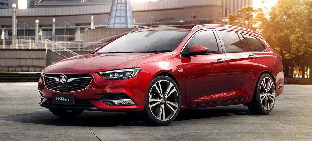 2018 Holden Commodore Sportwagon