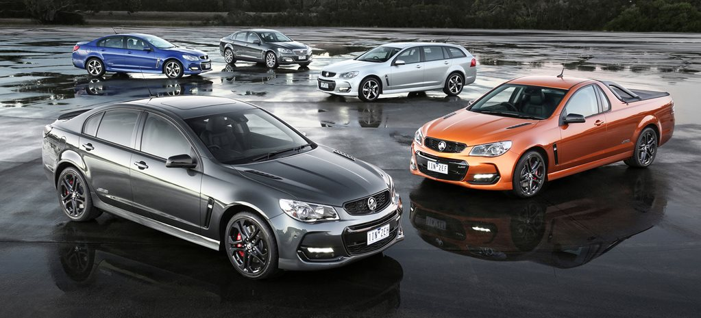 Holden Commodore bucks large car downward sales trend