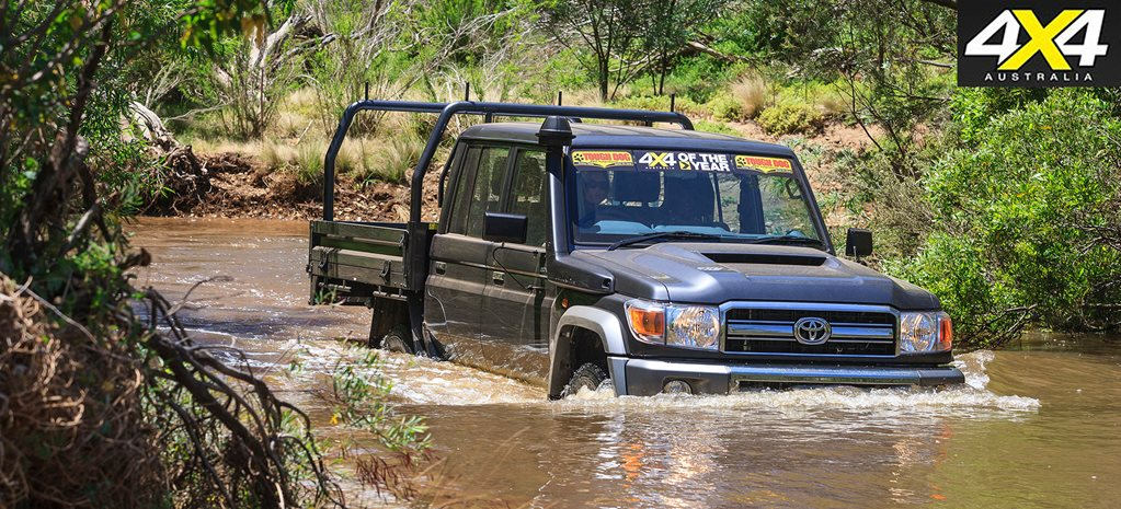 Toyota LandCruiser 70 Series Review, Price & Features