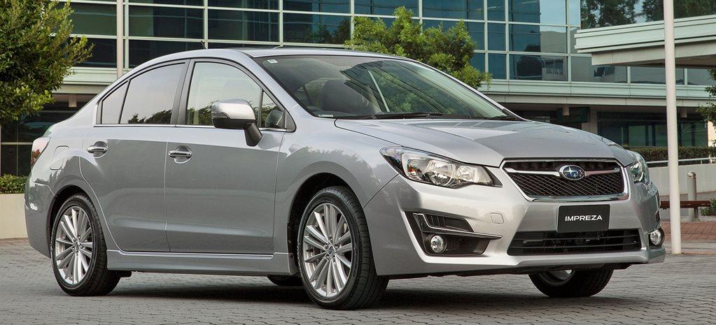 Subaru impreza 2016 review