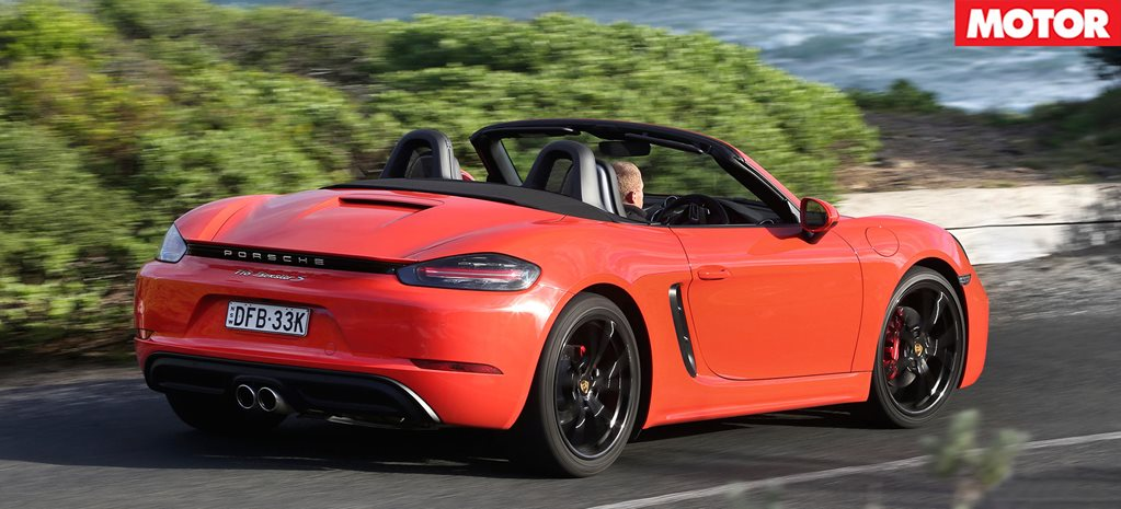 Porsche Boxster Review Price Features
