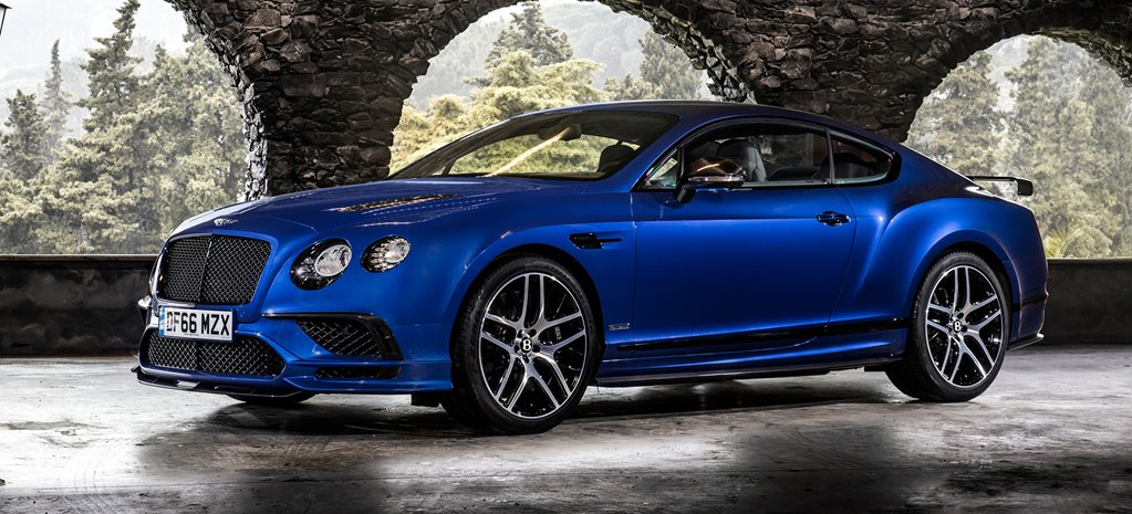 2017 bentley continental supersports quick review. Black Bedroom Furniture Sets. Home Design Ideas