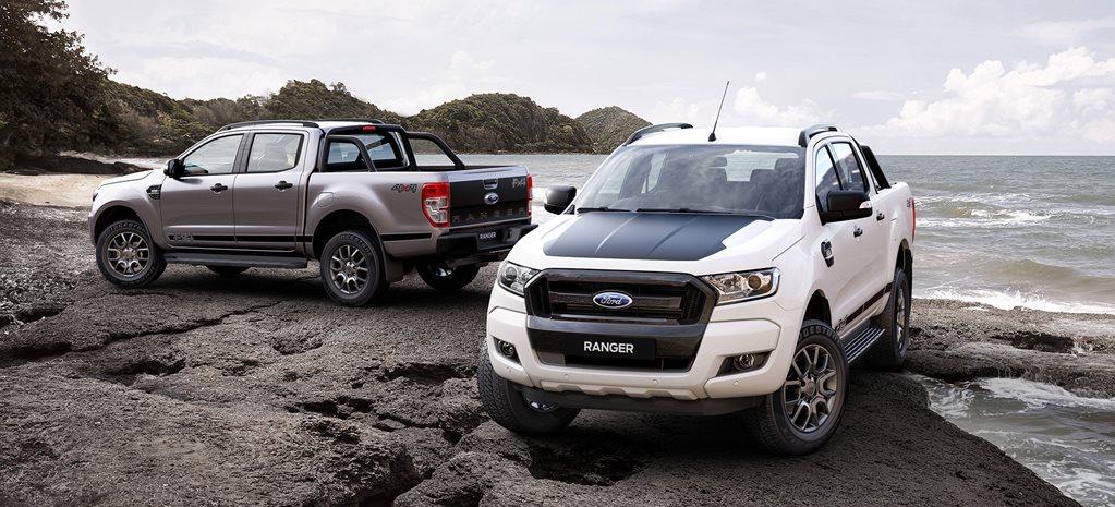 2017 Ford Ranger >> 2017 Ford Ranger Fx4 Revealed