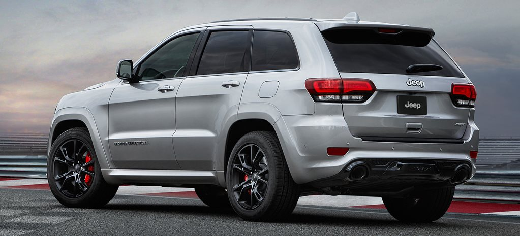 2017 New York Motor Show: Jeep Grand Cherokee Trackhawk is coming