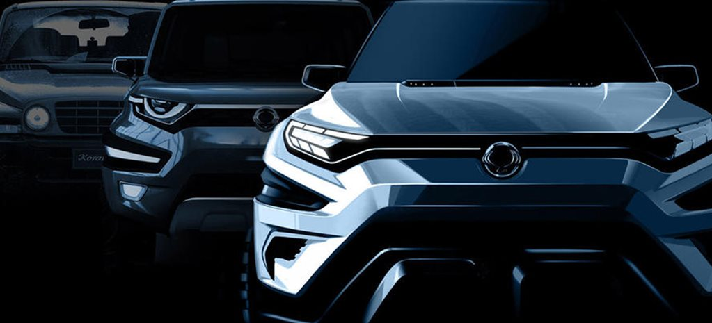 SsangYong teases new SUV