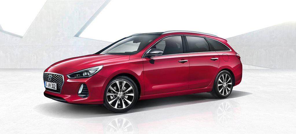2017 Hyundai i30 Wagon officially revealed