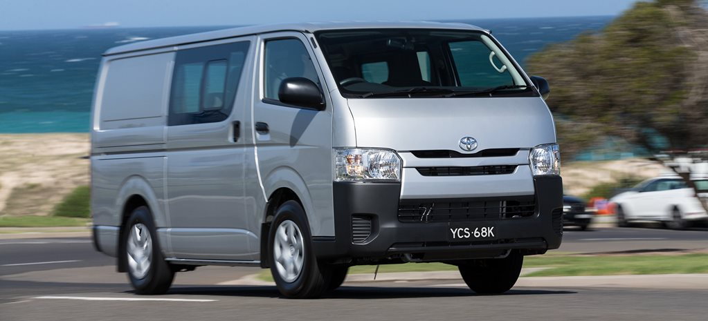 Toyota HiAce Review Video