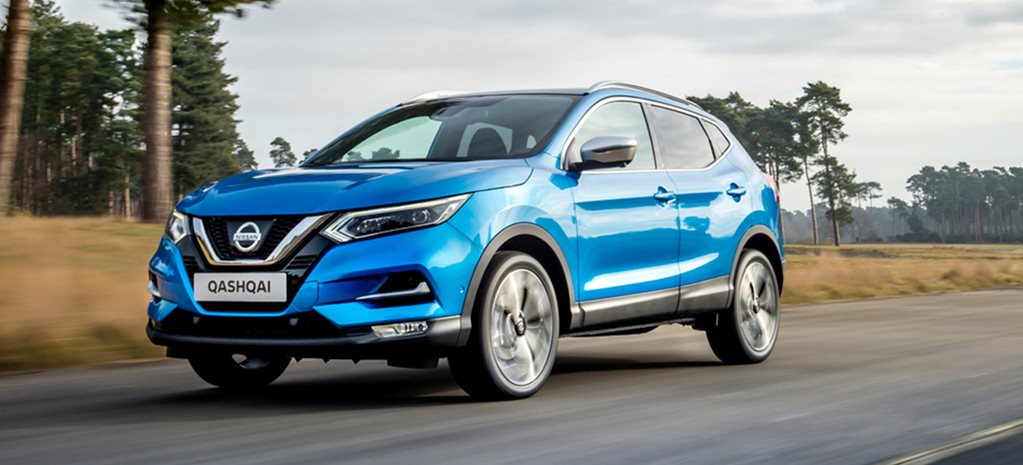 Nissan Qashqai facelift breaks cover in Geneva