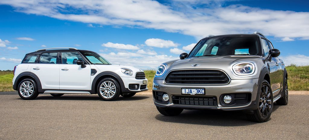 2017 Mini Countryman - Australia