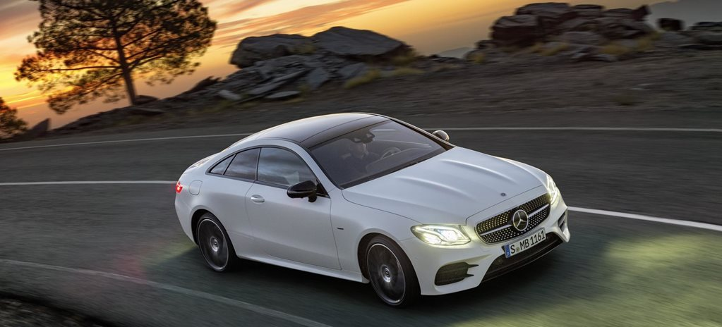 Mercedes-Benz E-Class Coupe – 12 things you didn't know