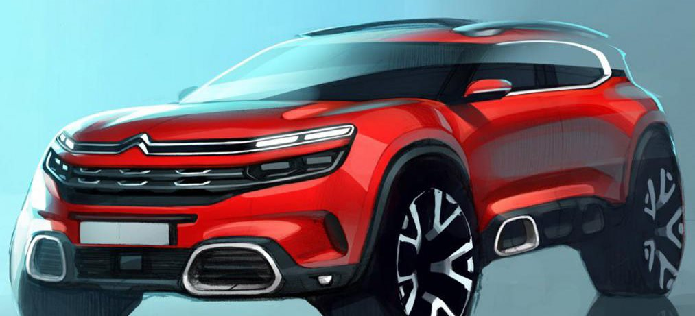 citroen c5 aircross to turn sedan into suv. Black Bedroom Furniture Sets. Home Design Ideas