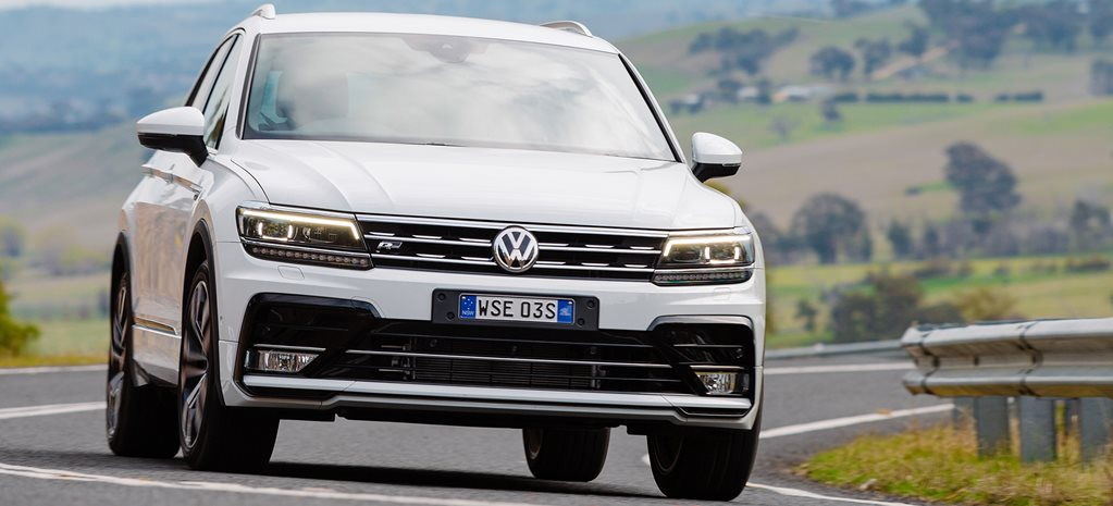 Volkswagen Tiguan buyers' guide