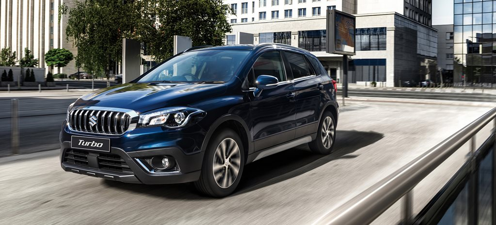 Suzuki S-Cross Turbo Prestige Quick Review
