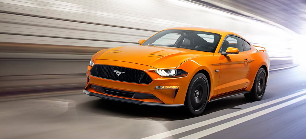 2018 Ford Mustang borrows small car tech to save pedestrians