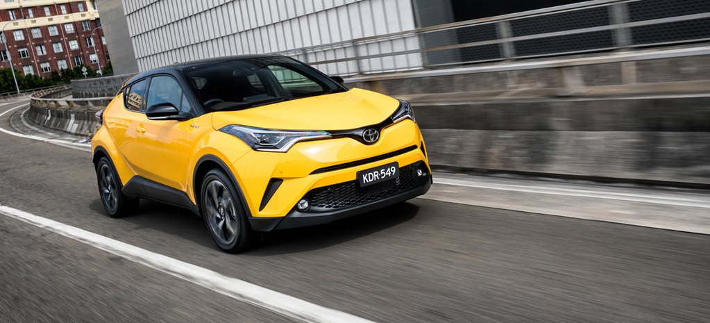 2017 Toyota C-HR buyer's guide