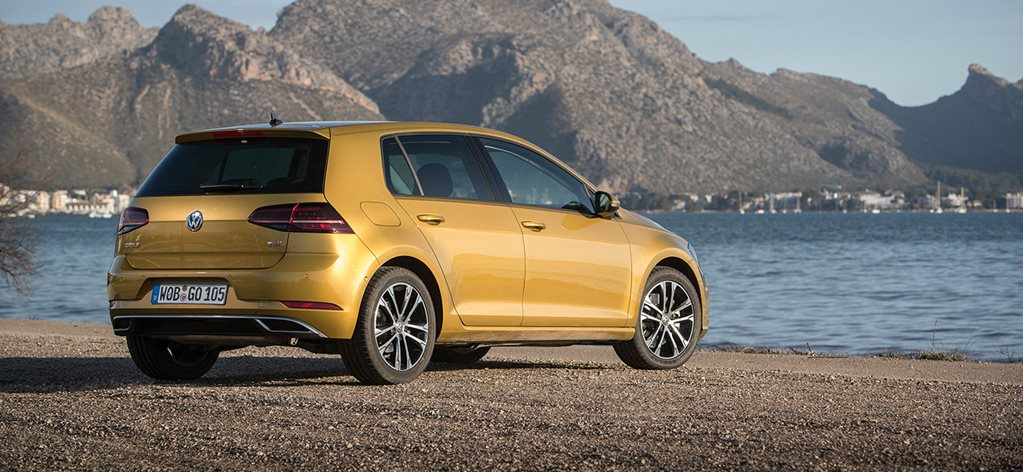 2017 Volkswagen Golf 7.5 range revealed