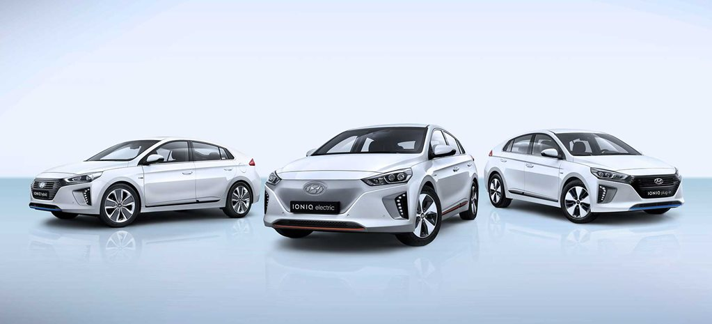Hyundai Ioniq for Oz