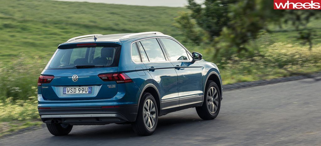 volkswagen tiguan review price and specifications whichcar. Black Bedroom Furniture Sets. Home Design Ideas