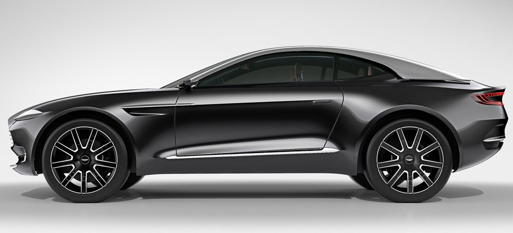 "Aston Martin DBX crossover to be ""world's first beautiful SUV"""