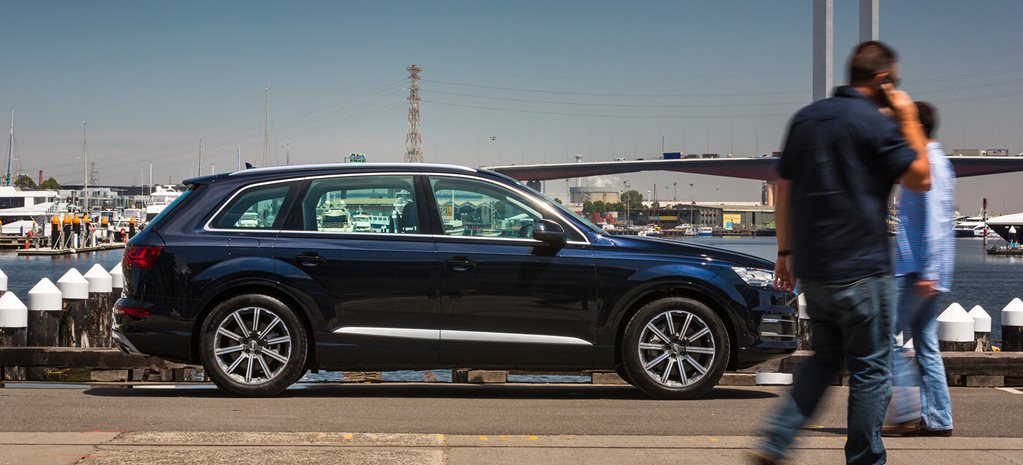 Audi Q TDI Review - Audi q7 review