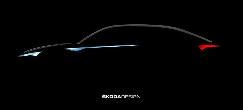 Skoda Kodiaq Coupe may be previewed by Vision E concept