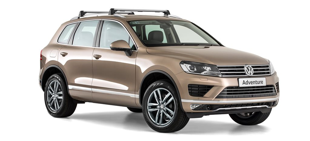 Volkswagen Touareg Adventure Special Edition