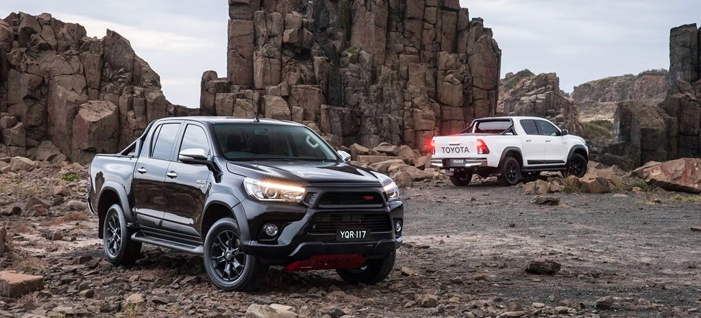 Toyota Revives Trd Hilux
