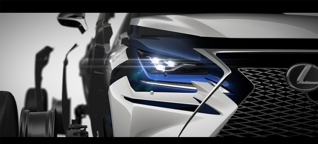 2017 Lexus NX update expected to be mild