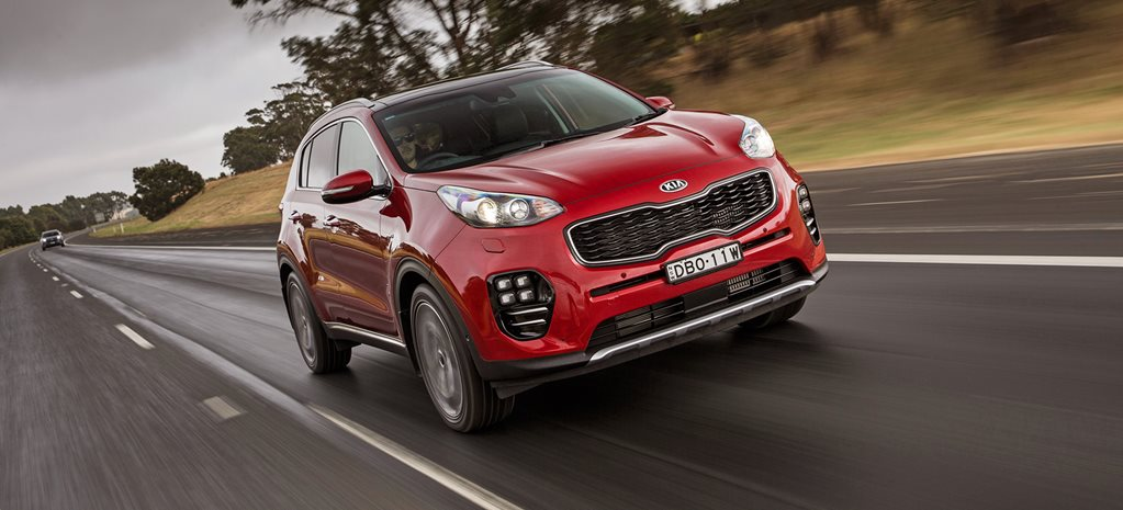 2017 Kia Sportage review video