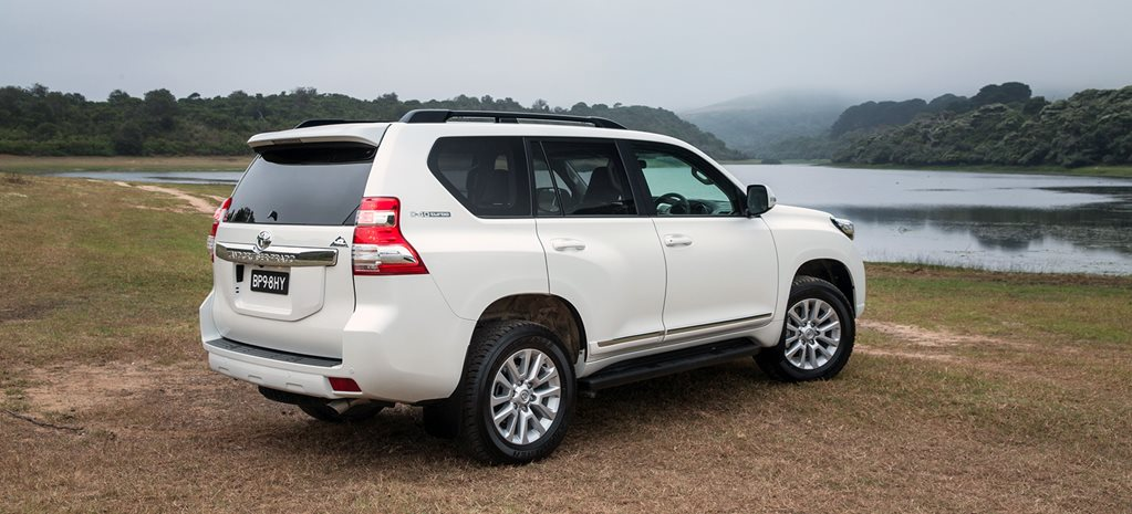 Toyota brings back the popular altitude prado