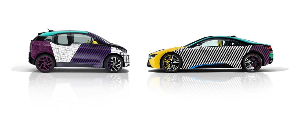 BMW i3 i8 MemhpisStyle Special Editions