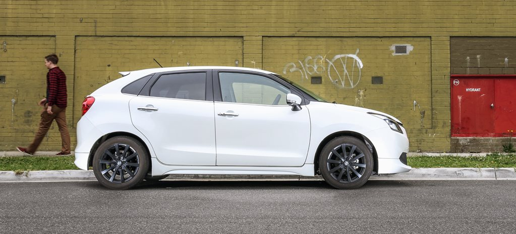 Long term test Suzuki Baleno GLX