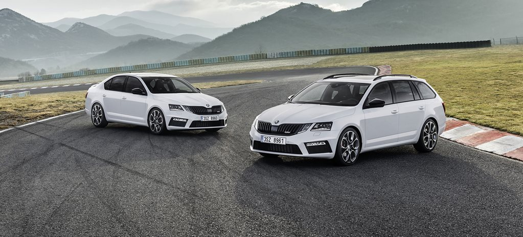 2017 Skoda Octavia mid-life update pricing and features