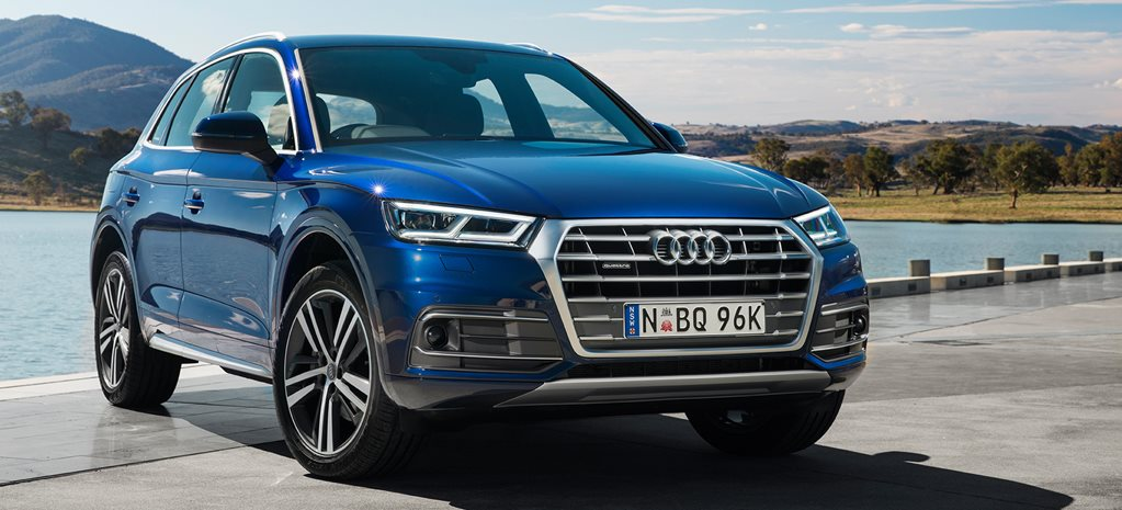 2017 Audi Q5 To Outsell First Generation Images