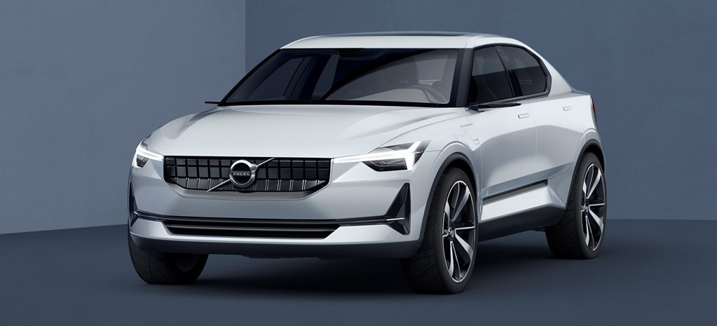 Volvo drops hint of 20 Series compact models