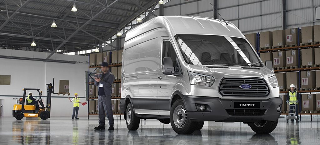 2017 Ford Transit van range gains auto and cleaner diesel