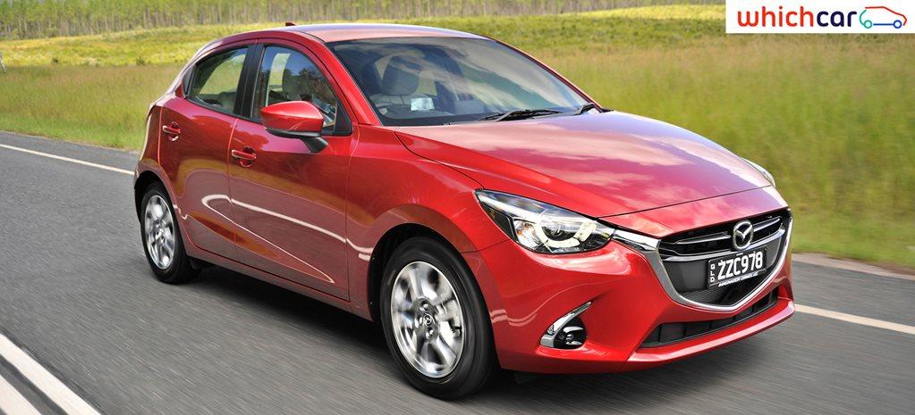 Mazda 2 2016 australia