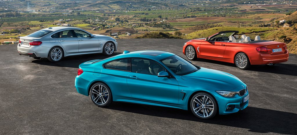 2017 BMW 4 Series Australian Pricing Revealed