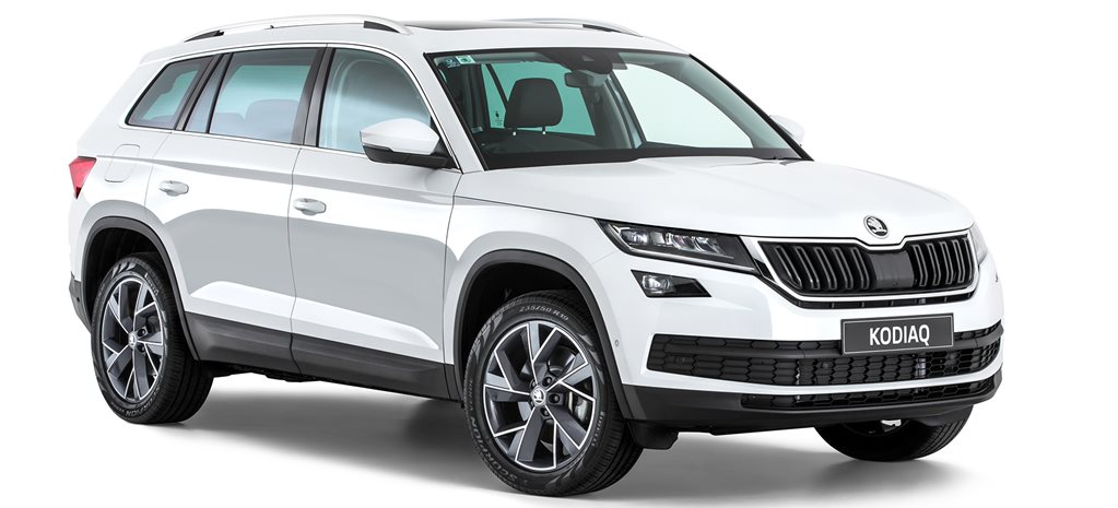2017 skoda kodiaq price and features announced. Black Bedroom Furniture Sets. Home Design Ideas