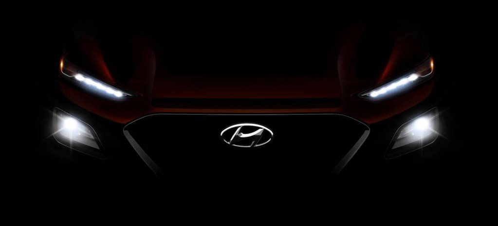 Hyundai Kona: Small SUV with big aspirations gets set for late 2017 launch