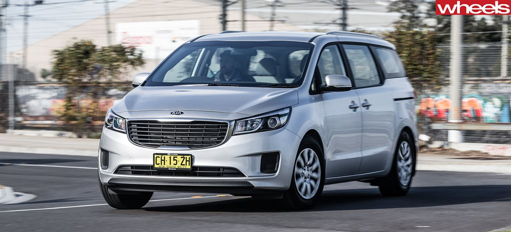 Kia Carnival 2018 Review Price Features