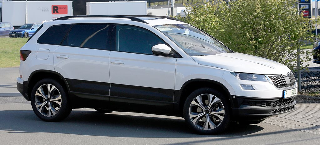 Skoda Karoq revealed soon